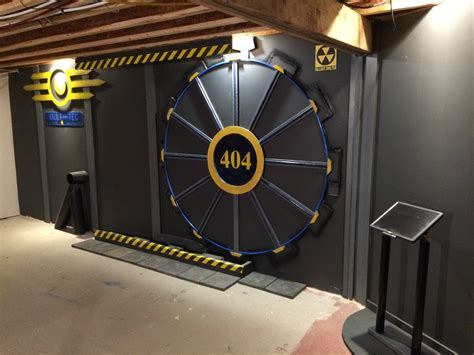 How To Open Rock Door Fallout 3 by Fan Builds Real Fallout Vault Door For Gaming Room