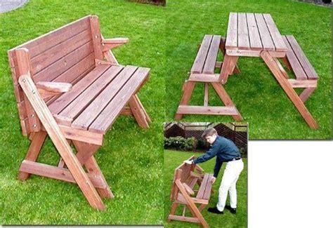 Garten Sache by Holzbank Tisch Sitzgarnitur Clevere Sache Die Kombibank