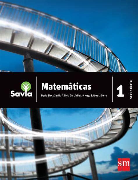 savia matemticas 1 bachillerato 8467576561 demos secundaria smsavia
