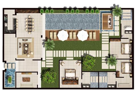 3 bedroom villas 3 bedroom premium villa 600sqm of space chandra bali