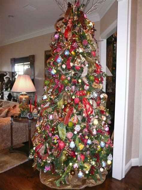 draping ribbon on christmas tree 36 best images about beaded and sugared fruit on pinterest