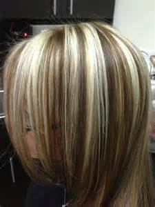 bob hair with high lights and lowlights 17 best ideas about blonde with brown lowlights on
