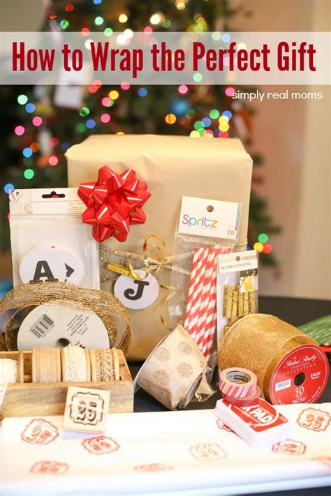 how to perfectly wrap a gift 5 tips for gorgeous gift wrapping simply real