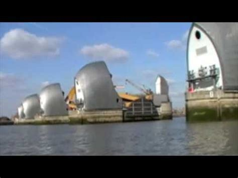 thames barrier video youtube up to the thames barrier with panasonic sdr h80 camcorder