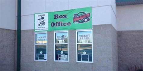 box office hours great falls voyagers tickets