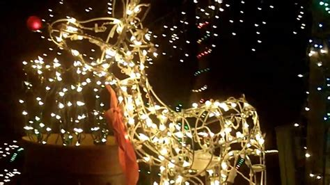 mauldin christmas lights 2010 youtube