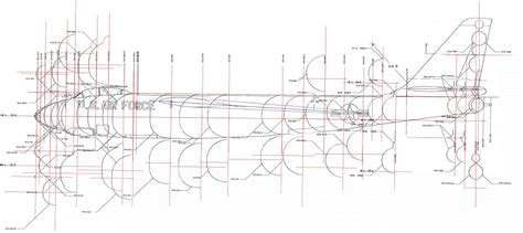 solidworks cross section boeing b 47e stratojet 1 8 7669 page 3 rc groups