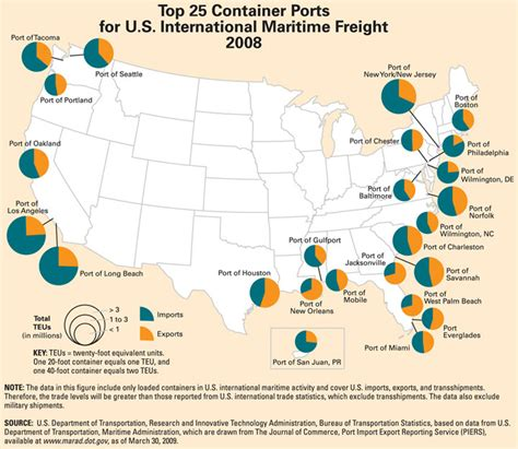 map us ports southern california ports at risk from san onofre nuclear