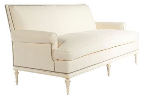 lillian august sofas shelley sofa sold by lillian august house order