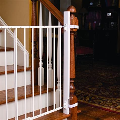 ez fit baby safety gate adapter kit protect banisters