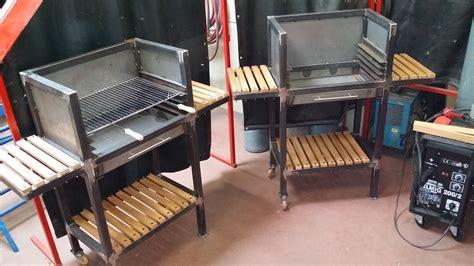Zelf Barbecue Maken Metaal by Zelfgemaakte Bbq De Makers
