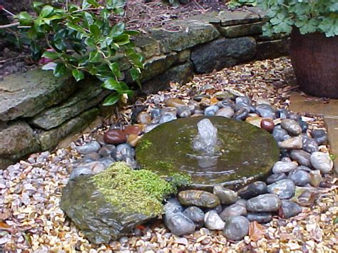 Rock Water Features For The Garden Water Features