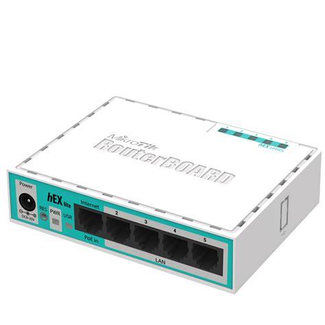Murah Mikrotik Router Indoor Rb750r2 Hex Lite Rb750 R2 White Blue mikrotik id produk detail rb750r2 hex lite