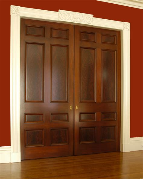 Handmade Doors - interior doors office den interior