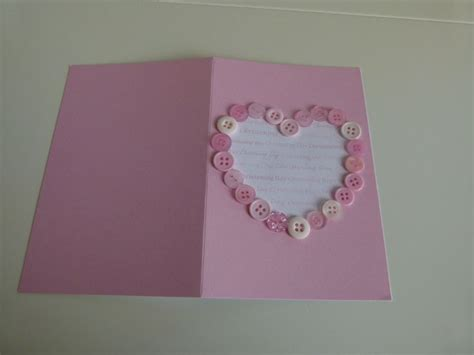 Handmade Christening Card Ideas - handmade christening card 3 00 via etsy handmade