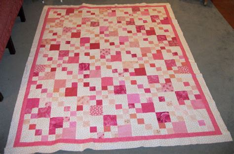 Adding A Border To A Quilt by The Adventures Of The Empress Of The Universe Progress In
