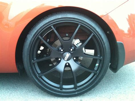 Kia Forte Tire Size Kia Forte Koup Custom Wheels Xxr 518 19x8 5 Et 43 Tire