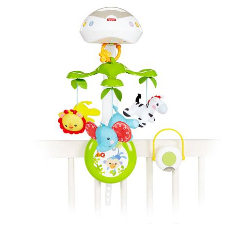 Fisher Price Jungle Crib Soother by Fisher Price Rainforest Waterfall Soother Walmart