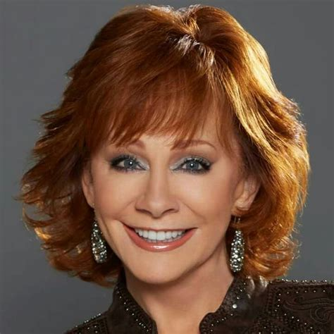 backside view of reba mcetires hair reba mcentire favorite country singer and actress and