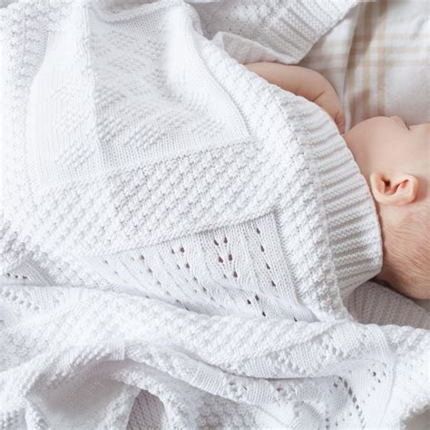 The Softest Blanket by Softest Cotton Knitted Baby Blankets Fabulous