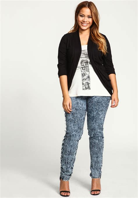 what length is in fashion for jeans in 2015 high waisted plus size jeans pants for women in fashion
