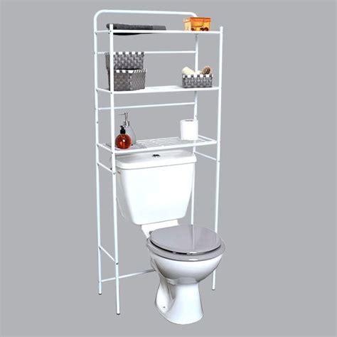 Toilette Avec Bidet Intégré by Meuble Dessus Wc M 233 Tal Blanc Eminza