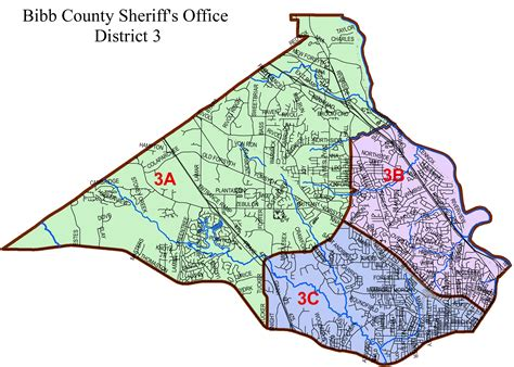 district map of bso district maps bibbsheriff us