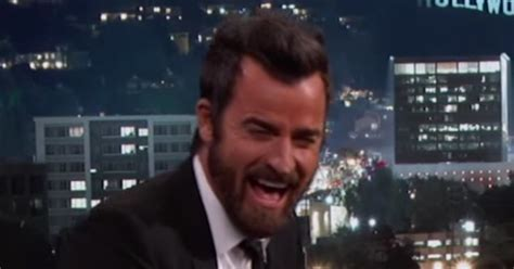going going gone outing bald celebrities jimmy kimmel how jimmy kimmel pranked justin theroux with jennifer