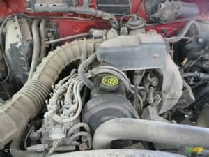 2 5 L Ford Engine 2000 Ford Ranger Xl Regular Cab 2 5 Liter Sohc 8v 4
