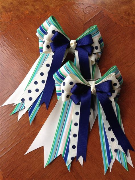 how to make a horse show bow horse show hair bows short stirrup pony hunters