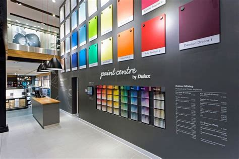 retail design shop design diy store interior