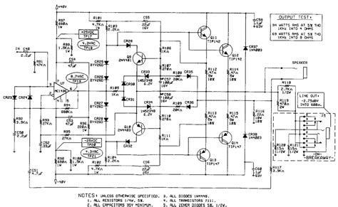 Power Lifier Acoustic kustom b schematic get free image about wiring diagram