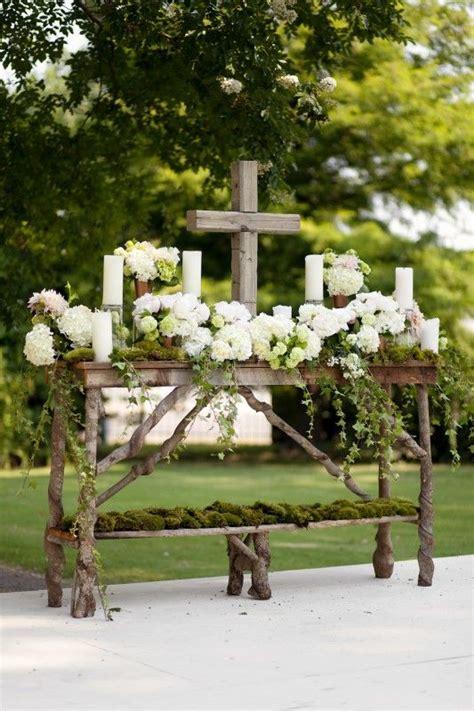 outdoor wedding unity ideas 25 best ideas about wedding unity cross on