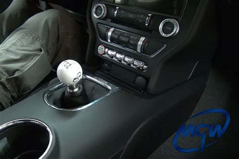 Mgw Shift Knob by S550 Shifter Install With Mgw For 2015 Mustang Gt And Eco