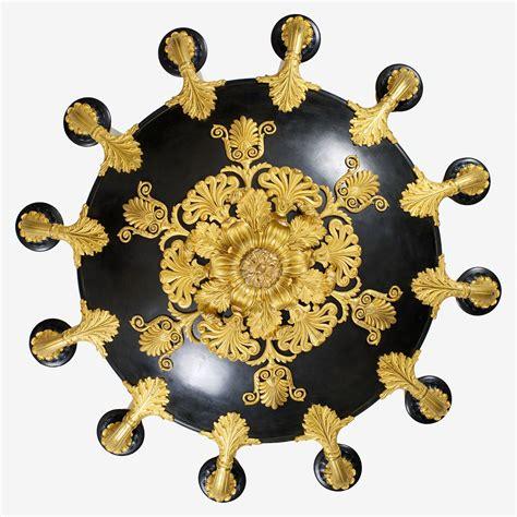 Chandelier Shapes Disc Shaped Chandelier Artlistings