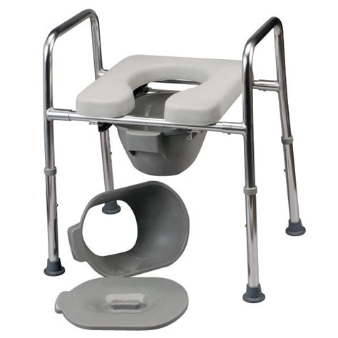 commode toilet seat 4 in one versa mode commode raised toilet seat shower chair