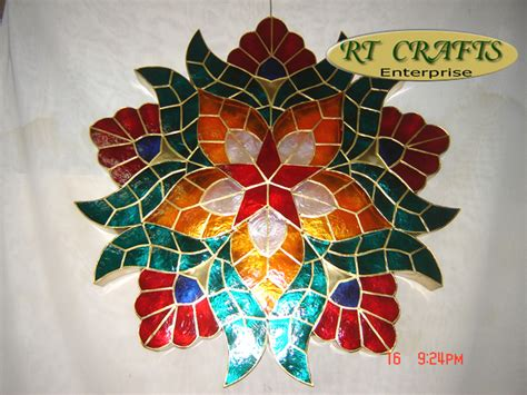 rtcrafts enterprise capiz lanterns christmas ornaments