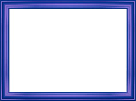 Indigo Elegant Embossed Frame Rectangular Powerpoint Border Templates For Powerpoint 2