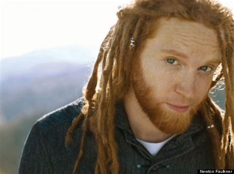ginger with dreads newton faulkner on new album fatherhood and being thrown