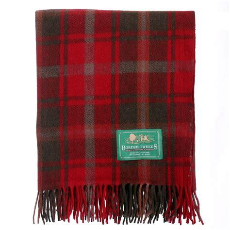 tartan knee rugs new fringe wool scottish cosy wooly tartan knee rug choice of 15 tartans ebay