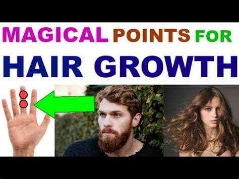 pressure points hair growth sujok therapy for hair growth acupressure for hair regain