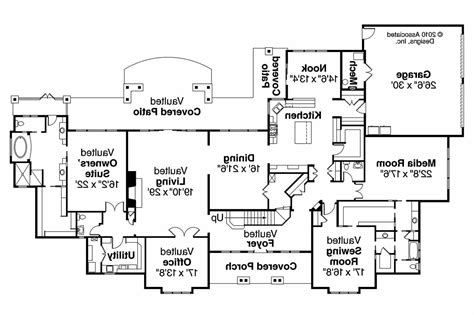 traditional house floor plans traditional house plans monticello 30 734 associated designs
