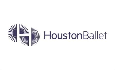 design logo houston pentagram designs new logo for houston ballet logo designer
