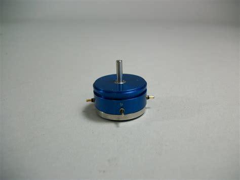 precision variable resistors servo instruments 17c1 2302 non wirewound precision variable resistor new mavin the webstore