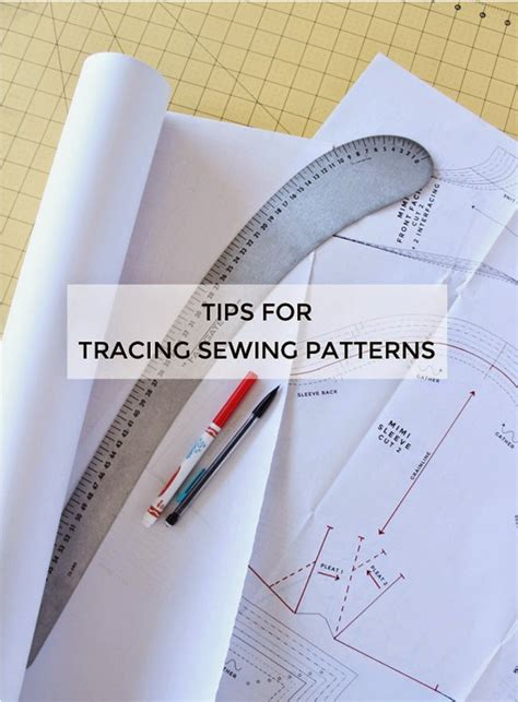 pattern tracing paper for sewing tilly and the buttons february 2015