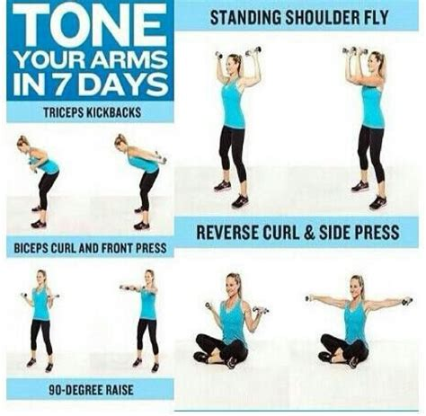 7 Great Exercises To Tone Your Arms by The World S Catalog Of Ideas