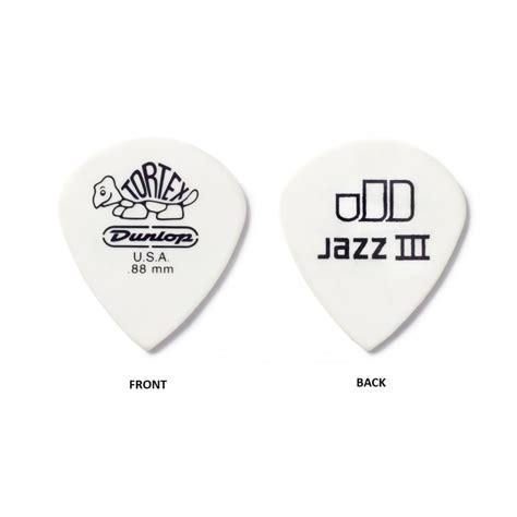 Gitar Dunlop Tortex 1 14mm jim dunlop jim dunlop white tortex jazz iii 1 14mm guitar