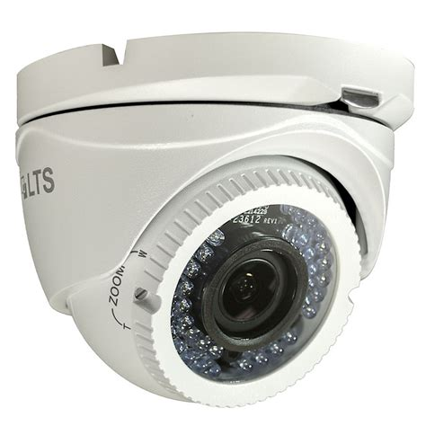 1000 tvl outdoor ir dome security 2 8 12mm