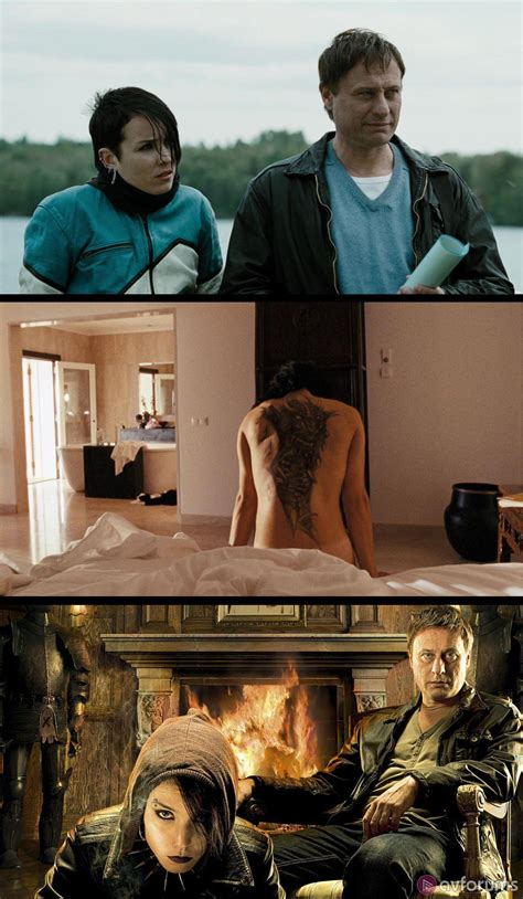 dragon tattoo trilogy extended edition the trilogy extended editions