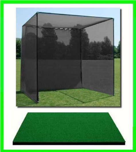 Durapro Golf Mat by Dura Pro 4x6 Golf Mat 10x10x10 Golf Cage Commercial